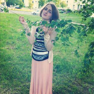 Ангелина Бесчастная