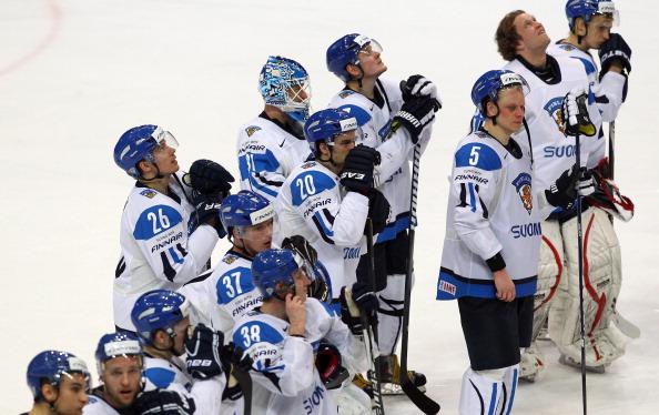 Олимпиада-2014: под микроскопом сборная Финляндии. Преодолевая сложности…