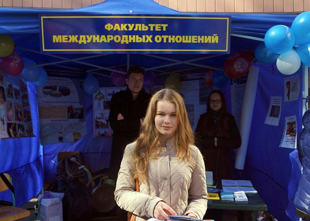 Ирина Орехова, ученица 10 класса школы №147 г.Минска