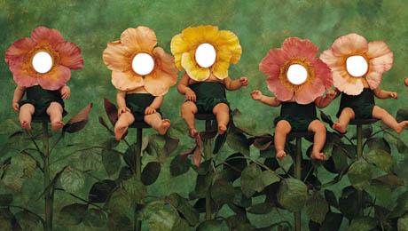 Дети – цветы жизни. Я узнавала!