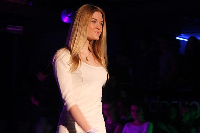 Интервью с «Мисс Гумфак-2014» Полиной Александрович