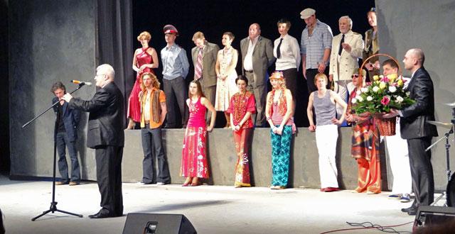 Труппа калужского театра
