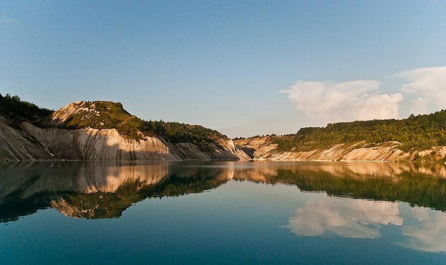 Красносельские меловые озера