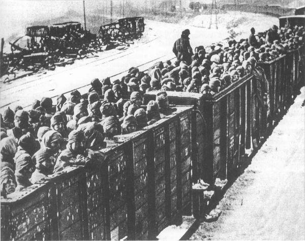 Немецкие концлагеря