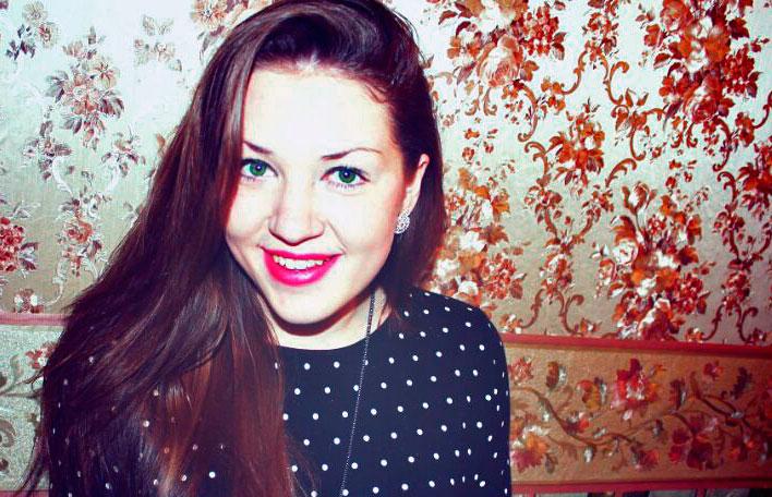Пронько Дарья, 20 лет, 4 курс