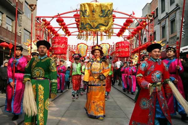 Китайские и белорусские праздники: такие одинаковые и такие разные