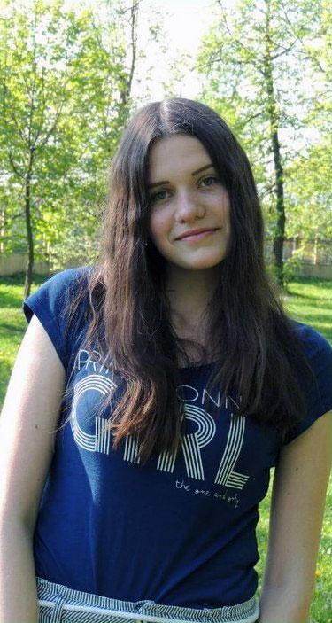Александра Лончина, 16 лет