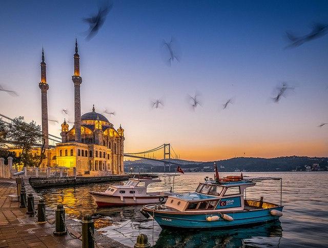 Стамбул – город мечты