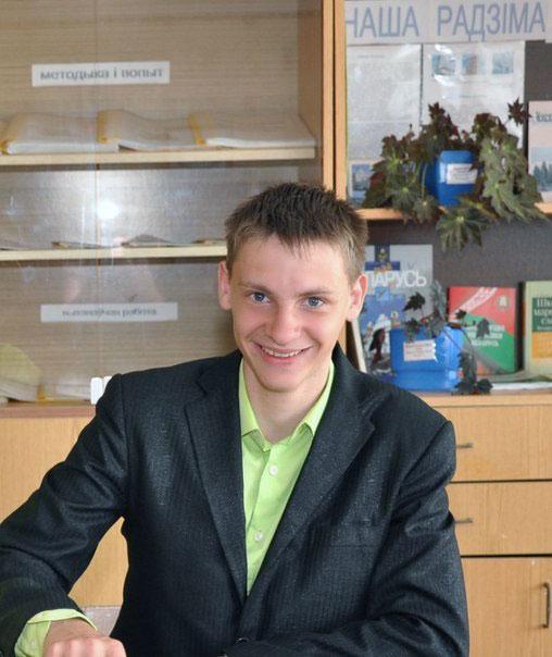 Иван Темощук, 16 лет