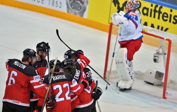 Чемпионат мира по хоккею-2015. Финал