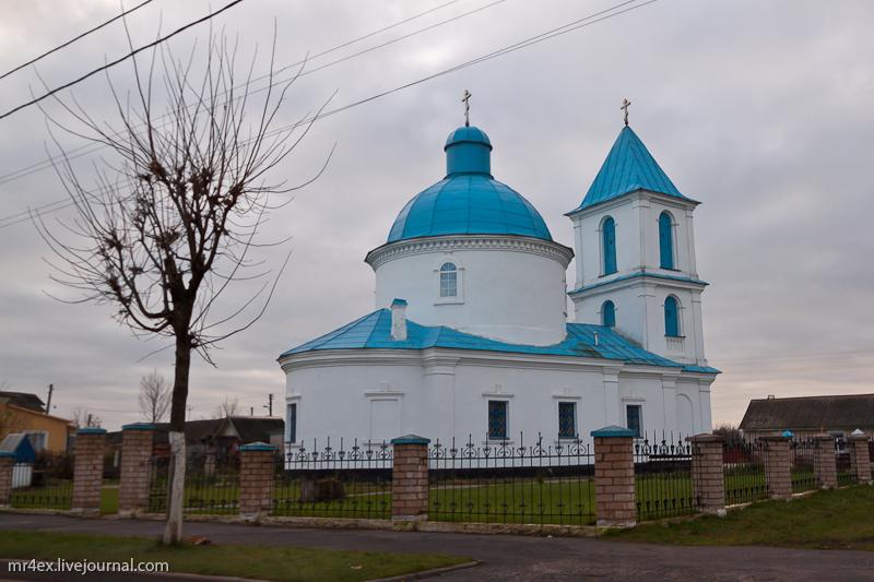 Свято-Николаевская церковь в Верхнедвинске