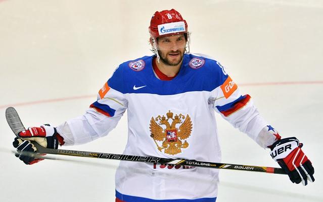 Сборная России одержала победу в полуфинале чемпионата мира по хоккею