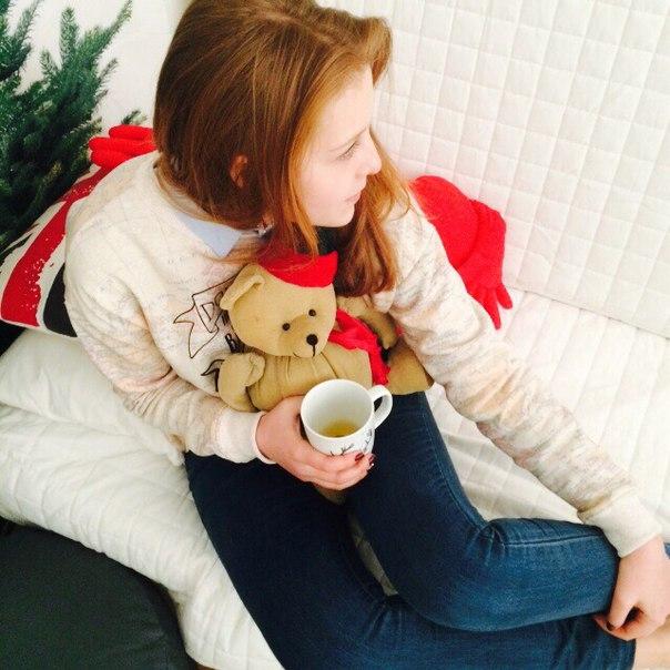 Анна Юнчиц, 17 лет, Минск