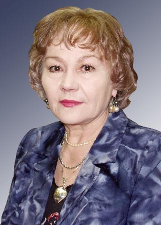 Нина Тихоновна Фрольцова