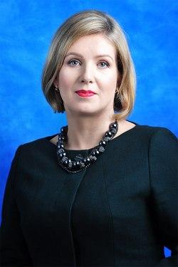Ирина Владимировна Сидорская