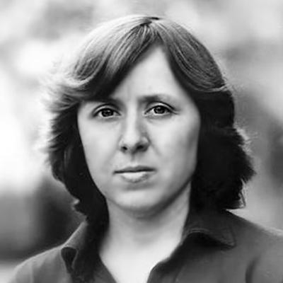 1970-ые, фото из личного архива Светланы Алексиевич