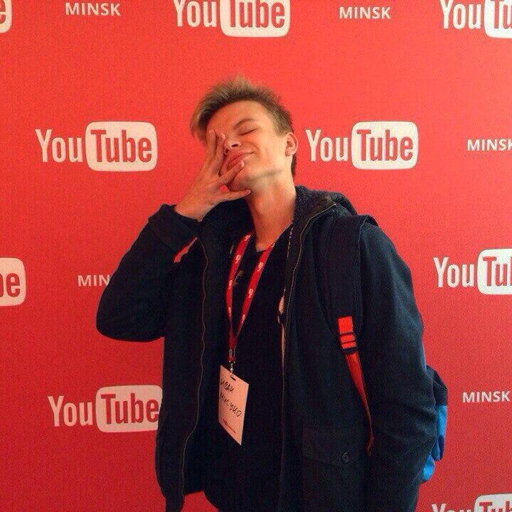 Youtube блоггер