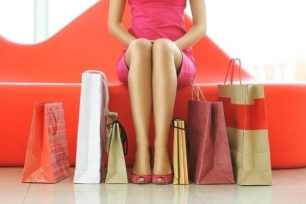 Весь этот шоппинг…