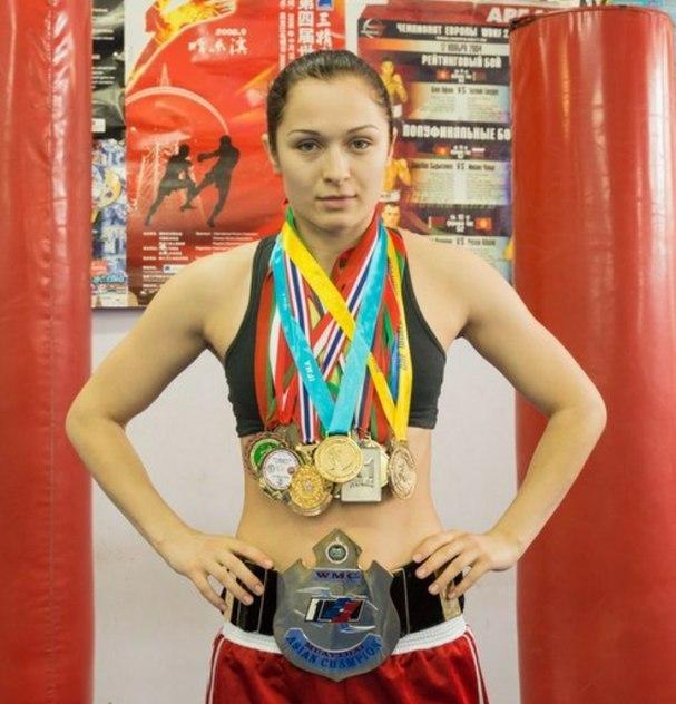 Одна история из женского бокса