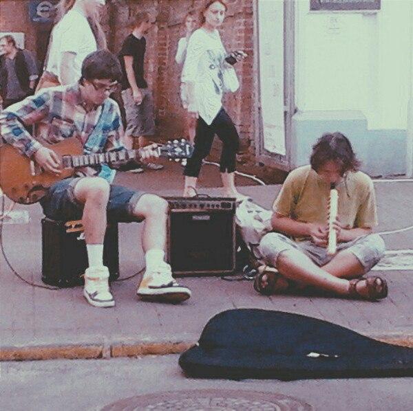 Мелодия улицы