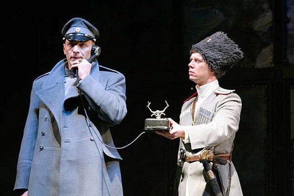 Фота з сайта «Национальный театр им. М. Горького»