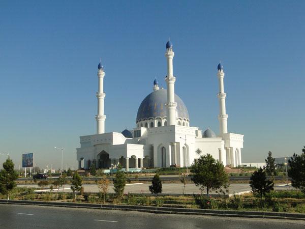 Моя Родина – Туркменистан!