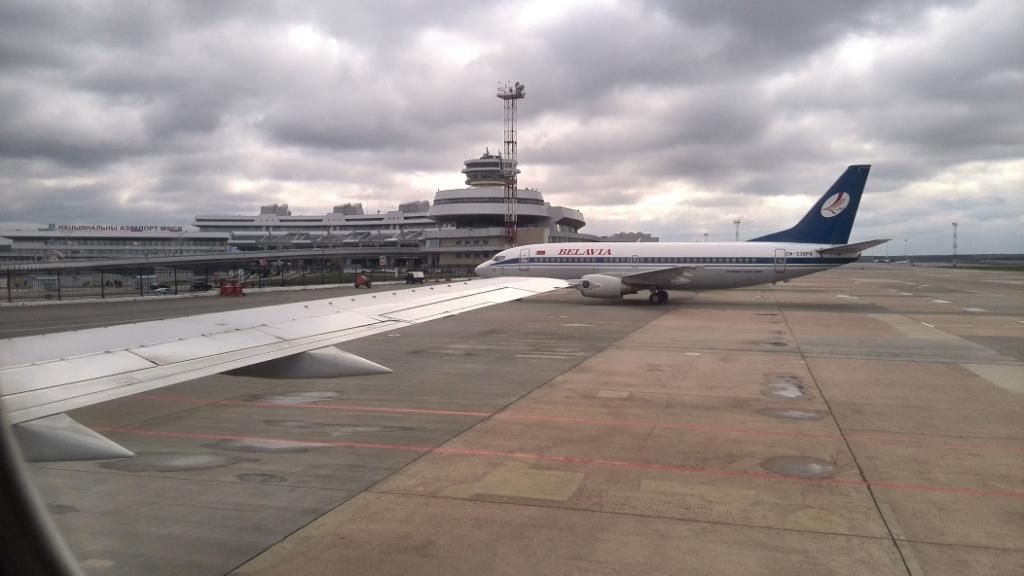 Самолёт Boeing 737-300