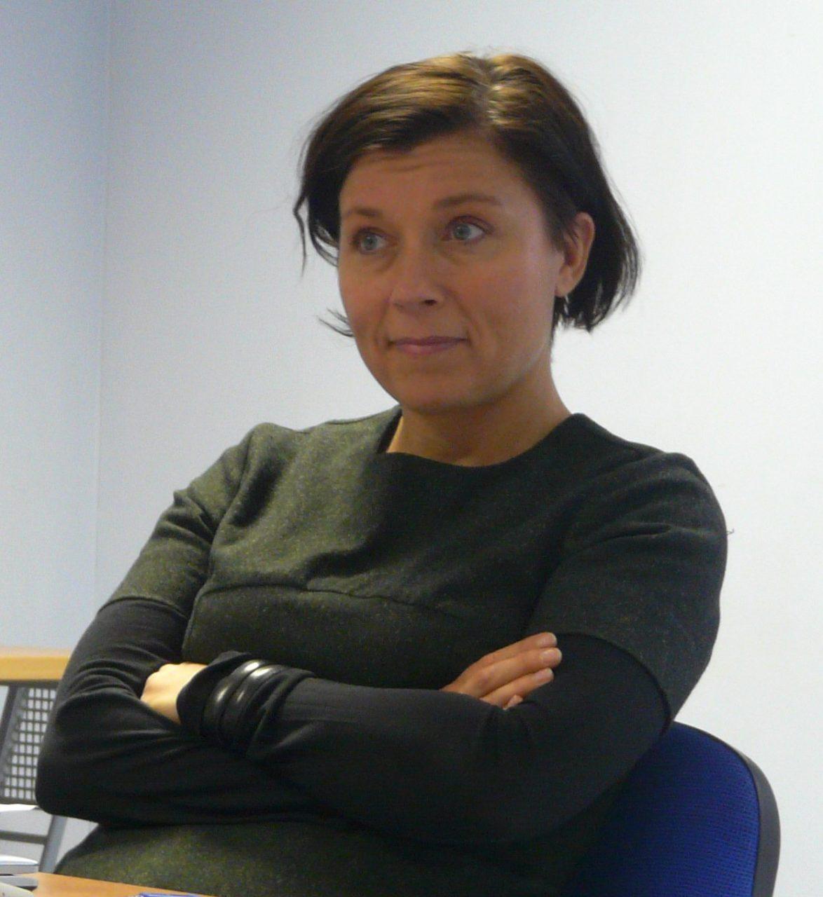 """Марья Пююкко: """"В кинемотографе женщин  считают за меньшинство…"""""""