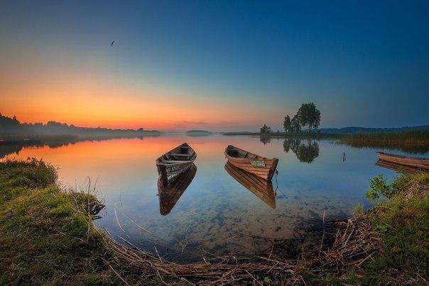 Браславские озёра: что посмотреть и где «оторваться»?