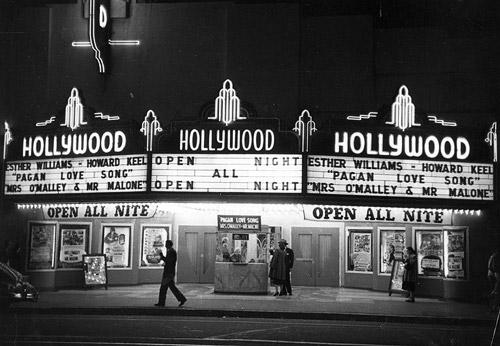 ТАМ VS ЗДЕСЬ: Кинотеатры