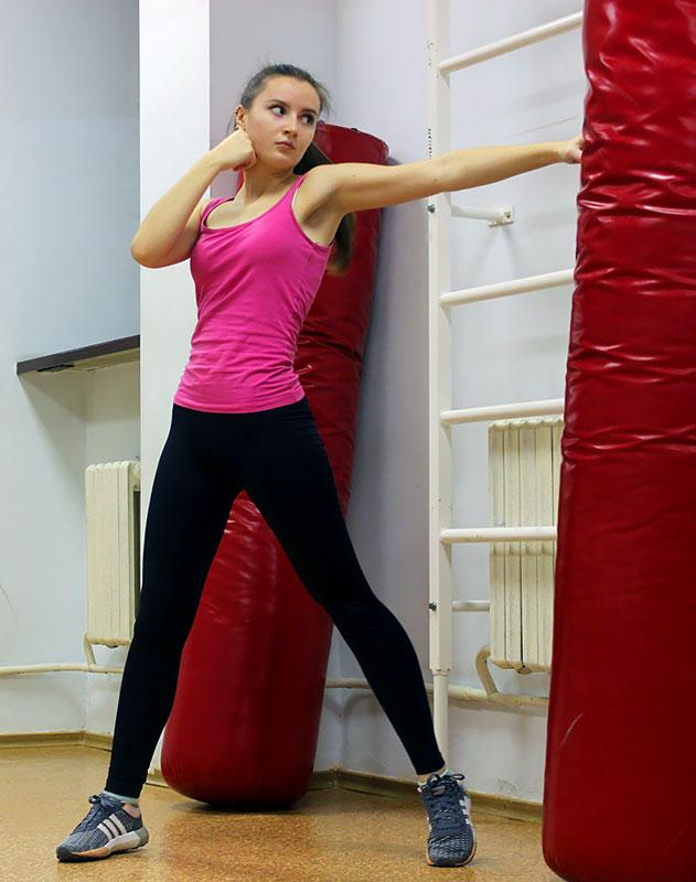 Алина Богданова