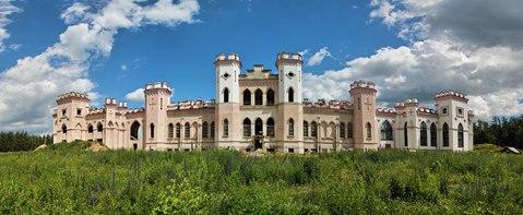 Дворец с башнями-месяцами