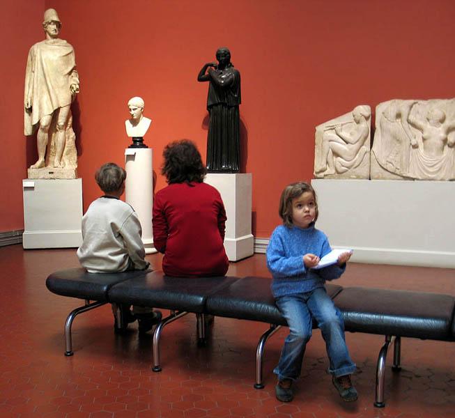Чем заинтересовать посетителей музеев?