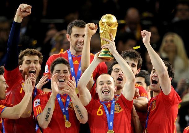 Чемпионы Европы 2012