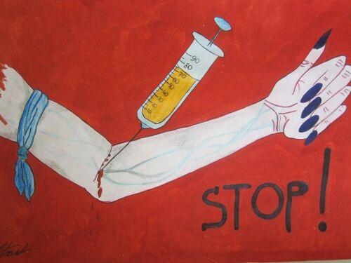 Скажи «Да!» жизни без наркотиков 9