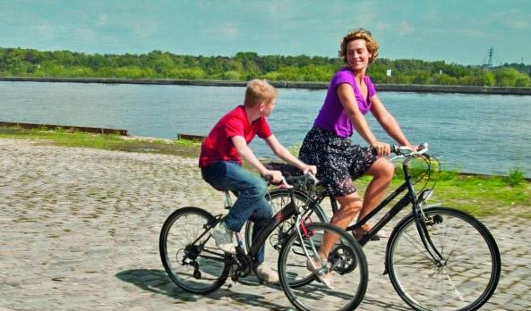 Пересаживайся на велосипед