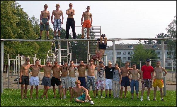 Спорт для настоящих мужчин 7