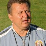 Юрий Пунтус на тренировке