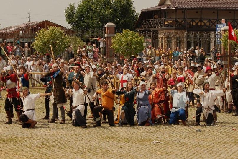 Фестиваль в Мирском Замке