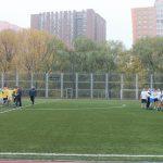 Фотоотчет: Чемпионат журфака по футболу (день 2) 87