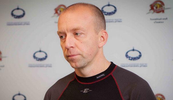 Главным тренером хоккейной сборной стал Андрей Скабелка 14