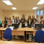 Студенты ФМО БГУ нанимали друг друга на работу по-английски 16