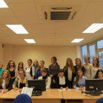 Студенты ФМО БГУ нанимали друг друга на работу по-английски 17