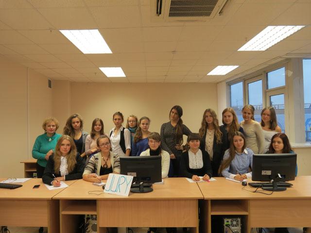 Студенты ФМО БГУ нанимали друг друга на работу по-английски 14