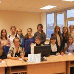 Студенты ФМО БГУ нанимали друг друга на работу по-английски 19