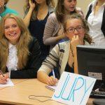 Студенты ФМО БГУ нанимали друг друга на работу по-английски 21
