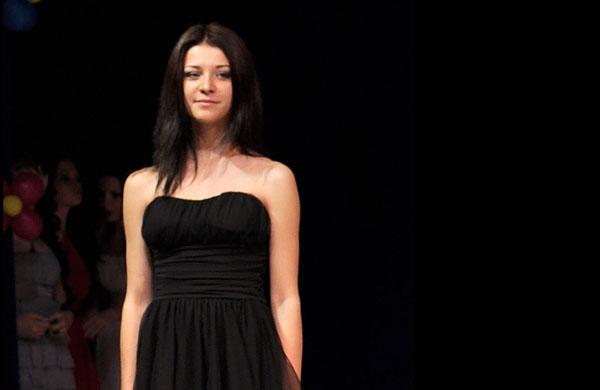 Елена Казючиц: конкурс красоты и грации 11