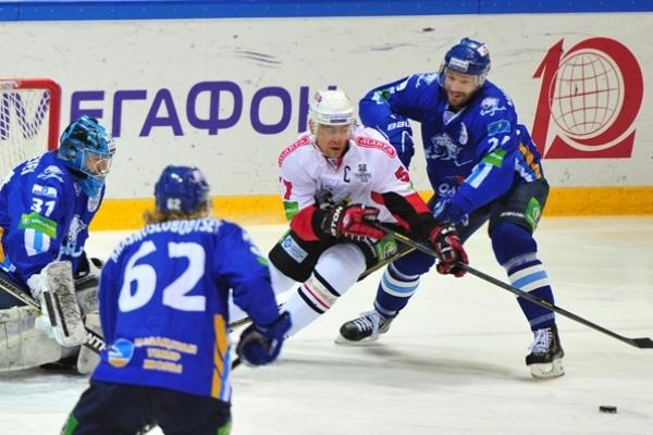 Кубок Гагарина: Первый раунд мы уже отыграли… 14