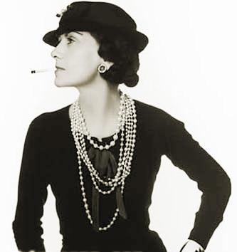 Coco Chanel как образ мыслей 7