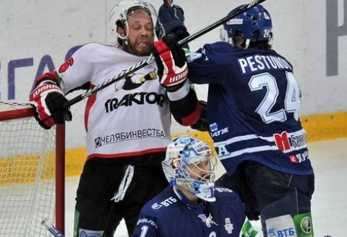 КХЛ Кубок Гагарина: «Трактор» начинает и выигрывает 14